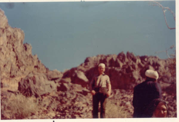 Jebel Uhud-Medina-January1973